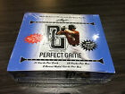 2013 Leaf Perfect Game Baseball Hobby Box Factory Sealed MLB Baseball Autograph