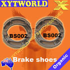 FRONT REAR Brake Shoes for Honda CR 80 R2F/R2G 1985-1986
