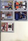 2013 Topps Inception Football Cards 50