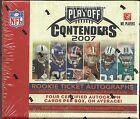 2007 Playoff Contenders Factory Sealed Football HOBBY BOX Adrian Peterson RC ?