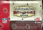 2007 DR Gridiron Gear Factory Sealed FB HOBBY BOX Adrian Peterson AUTO RC ?