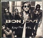 Bon Jovi -  Keep the faith (Single), CD