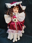 Ashley Belle Beautiful Cloth / Porcelain Victorian 16