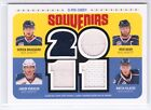 Rick Nash Cards, Rookie Cards and Autographed Memorabilia Guide 10
