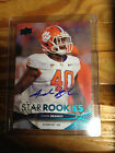 ANDRE BRANCH 2012 UPPER DECK ROOKIE #154 AUTOGRAPH