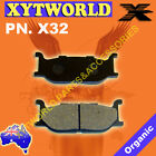 FRONT Brake Pads for Yamaha XVS 650 A Drag Star Classic 1998-2007