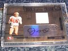 JOE MONTANA 2005 ABSOLUTE TOOLS OF THE TRADE AUTOGRAPH JERSEY #16 50 1 1
