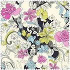 Studio E Flori-Logic SEF2178 02 BTY Cotton Fabric FREE US SHIPPING