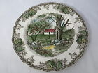 JOHNSON BROTHERS - Friendly Village - LUNCH PLATE - underside chip - 27E