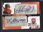 2011 HEROES & PROSPECTS AFFILIATION MANNY MACHADO MYCHAL GIVENS AUTO CARD #AF-40