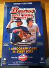 2013 Bowman Draft Picks & Prospects Trading Cards MLB Hobby Baseball Sealed Box