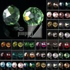 150 About Faceted Loose Rondelle Czech Crystal Spacer Glass Beads 3x4mm