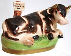Bloor Potteries LTD - Reclining Bull Figurine - No. 251 of 2500
