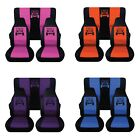 Fits Front and Rear Seat Covers for 2003 2006 Jeep Wrangler TJ