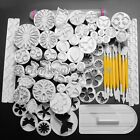 68Pcs Fondant Cake Decorating Sugarcraft Plunger Cutter Tools Cookies Mold Mould