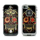 Skin Kit for LifeProof FRE iPhone 5S - Muerte - Sticker Decal