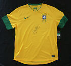 BRAZIL BRASIL 2014 World Cup Coach Luiz Felipe signed Nike Authentic Jersey PSA
