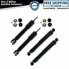MONROE SENSA-TRAC 4WD 4x4 Shock Absorber 4 Piece Kit Set for GMC 1500 Truck