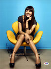 Hannah Simone SIGNED 11x14 Photo Cece New Girl Dance *SEXY* PSA DNA AUTOGRAPHED