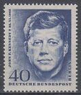 Germany Berlin 1964  Mi241 Politiker Politician  President John F Kennedy