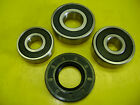 1987-2001 KAWASAKI KE100 REAR WHEEL BEARING & SEAL KIT 217