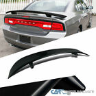 2011-2016 Dodge Charger Daytona ABS Black Rear Trunk Spoiler Wing