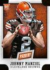 Johnny Manziel 2014 Cleveland National VIP Issue Panini Rookie Card