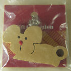 Vintage AVON Gift Collection Wood Mouse Key Chain New Still in Package