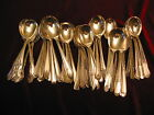 Vintage Silverplate Sugar Spoons Assorted Lot of 50 Grade A Table Ready