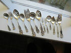13 REED & BARTON FRANCIS 1st STERLING SILVER SERVING PIECES ASSORTED FLATWARE
