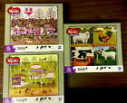 Wysocki Puzzle Lot 3 Confection Street Animal Montage Bang Boom Bam 1000 pc EU