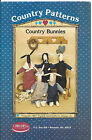 COUNTRY BUNNIES Sewing Pattern #1002 EASTER Bunny Clothes Amish Farm Folk