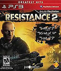 Resistance 2 Greatest Hits (Sony Playstation 3) BRAND NEW!!