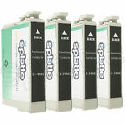 4 Remanufactured Black Ink Cartridges for Epson NX305 NX400 NX415 / #88