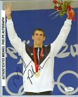 JSA Authenticated MICHAEL PHELPS signed 8x10 Autograph Auto 2008 Olympics
