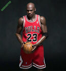ENTERBAY NBA CHICAGO BULLS 1995 1996 MICHAEL JORDAN MJ NO.23 23 ROAD AWAY 1/6