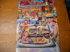 Master Pieces Back in the Fifties 300 pc Puzzle - COMPLETE