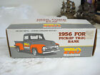 PRO HARDWARE 1956 FORD Pickup Truck Locking Bank in Box 1994 ERTL DieCast Metal