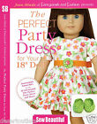 The Perfect Party Dress for Your 18 Doll With Joan Hinds DVD Sew Beautiful