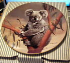 Bradex The Koala Nature's Lovables   COLLECTIBLE PLATE  CHARLES FRACE