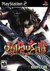 Onimusha: Dawn of Dreams (PlayStation 2, 2006) PS2 Case, Game And Booklet