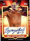 WWE Rey Mysterio 2011 Topps Classic Authentic Autograph Card Inscribed 619