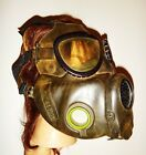 vintage authentic army gas mask WWII vietnam military uniform field war gear