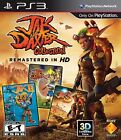 PLAYSTATION 3 PS3 GAME JAK & DAXTER COLLECTION BRAND NEW & FACTORY SEALED