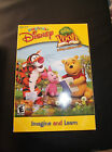 PLAYHOUSE DISNEY THE BOOK OF POOH A STORY WITHOUT A TAIL PC WIN / MAC CD-ROM