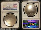 2014 P $1 NGC MS70 UNC SILVER DOLLAR BASEBALL HALL OF FAME LABEL UNCIRCULATED