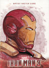 2013 Upper Deck Iron Man 3 Trading Cards 12