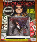 ALICE COOPER ~ WELCOME 2 MY NIGHTMARE CD COLLECTOR'S PACK ~ HAND SIGNED 3 TIMES