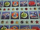 Thomas Tank Engine & Friends VIP Fabric 3 yard cranston quilting train cotton n