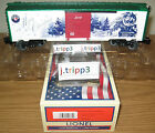 LIONEL 6-81733 2014 CHRISTMAS HOLIDAY BOXCAR TRAIN CAR O GAUGE MADE IN USA NEW
